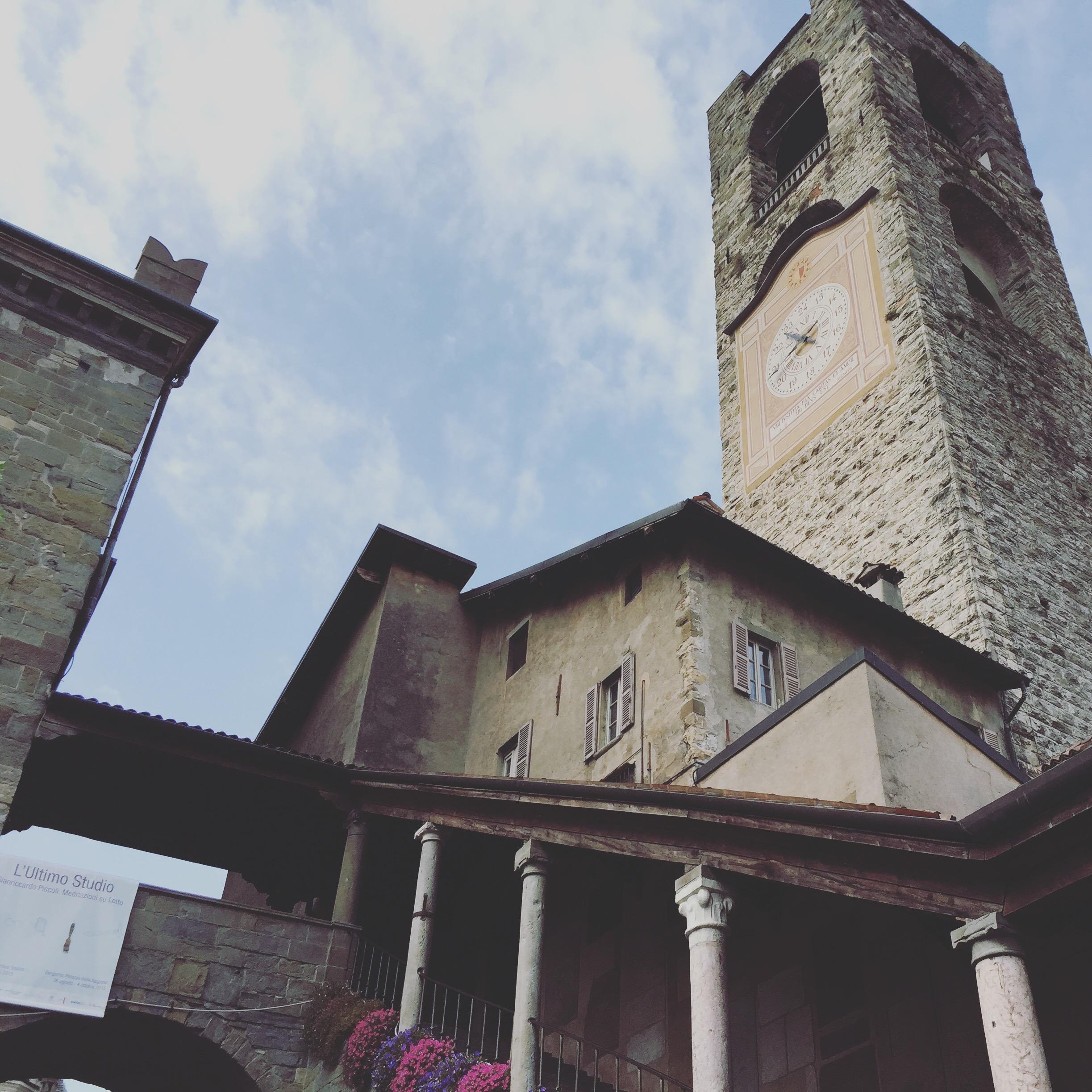 Torre Civica - Bergamo