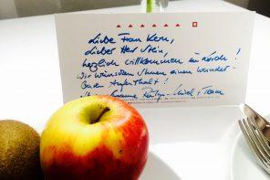Hotel im Schulhaus: Ein Wochenende in Lorch am Rhein