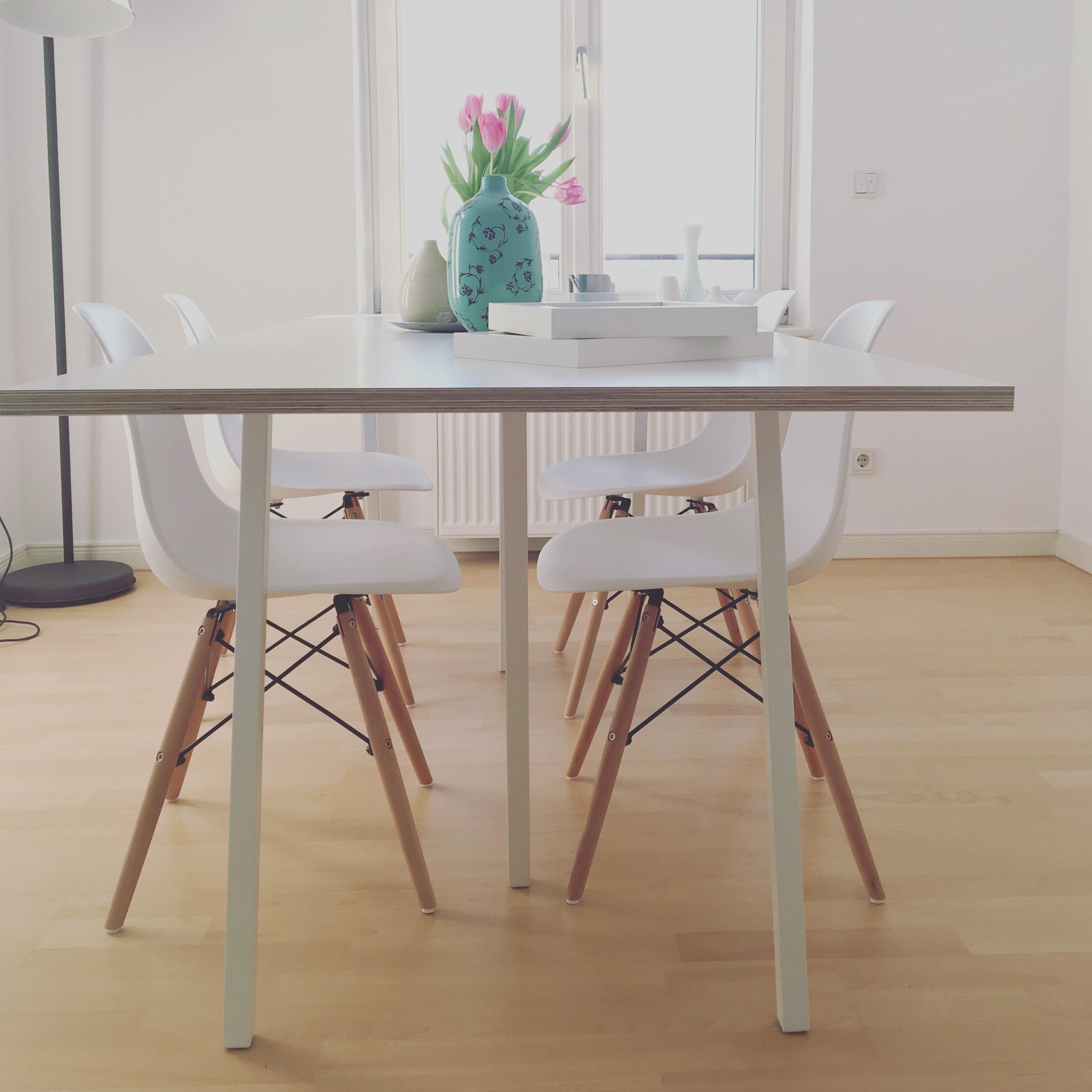 Warum der Küchentisch das Herz der Wohnung ist • Interieur, Travel ...