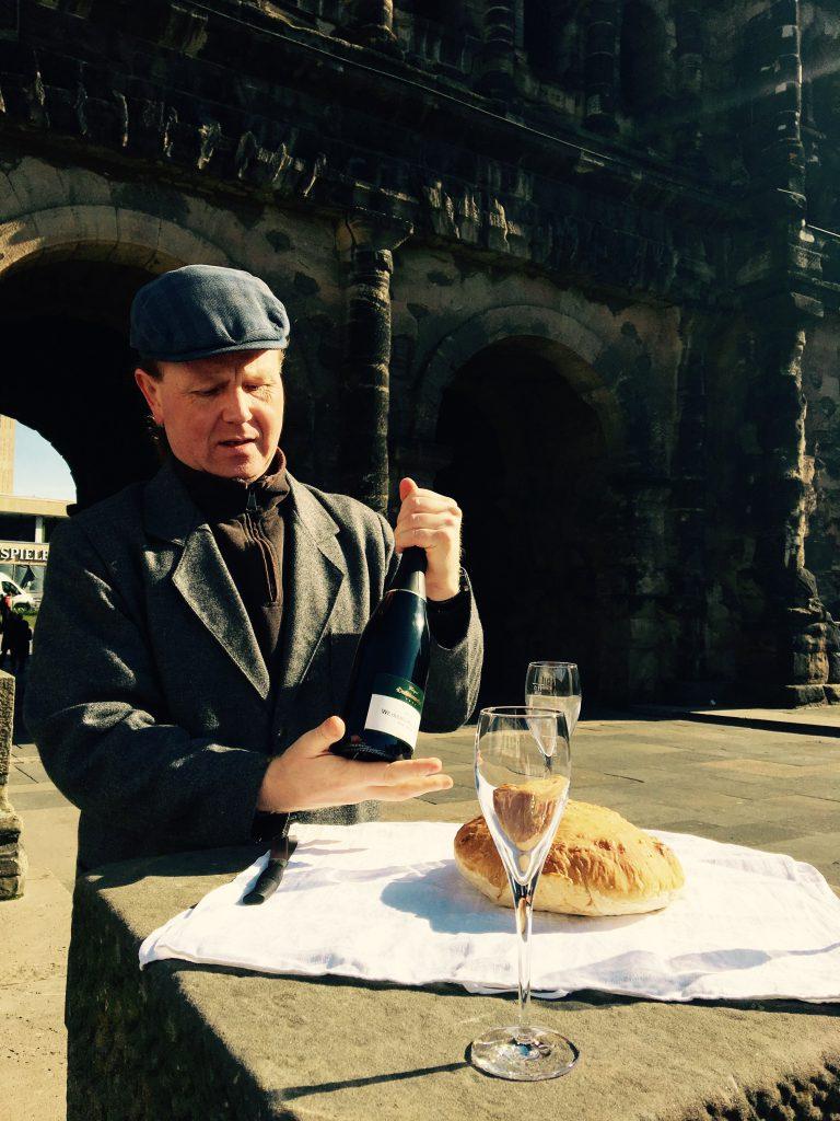 Trierer Stadtführer Jens Baumeister
