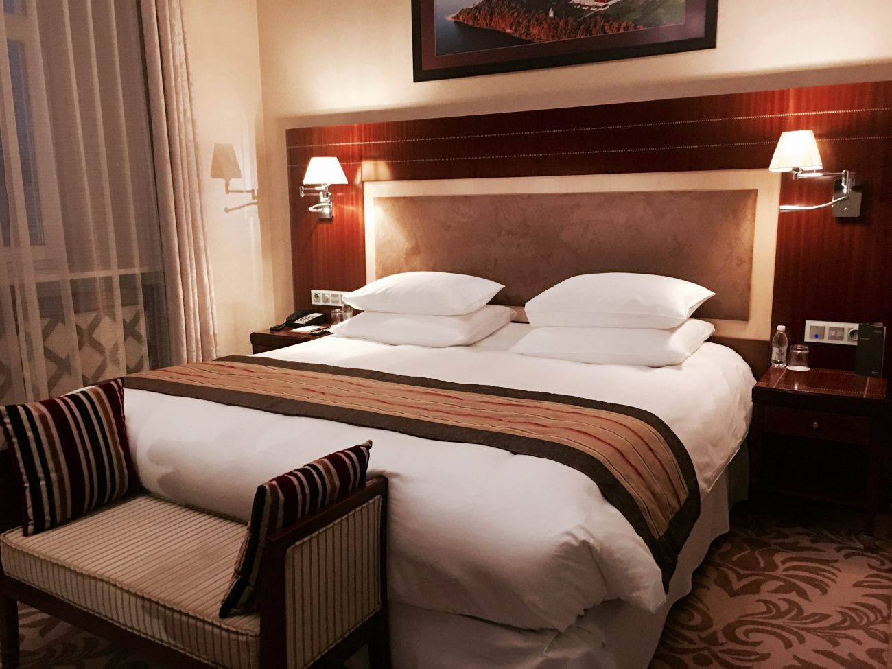 Kempinski Hotel Vilnius Zimmer