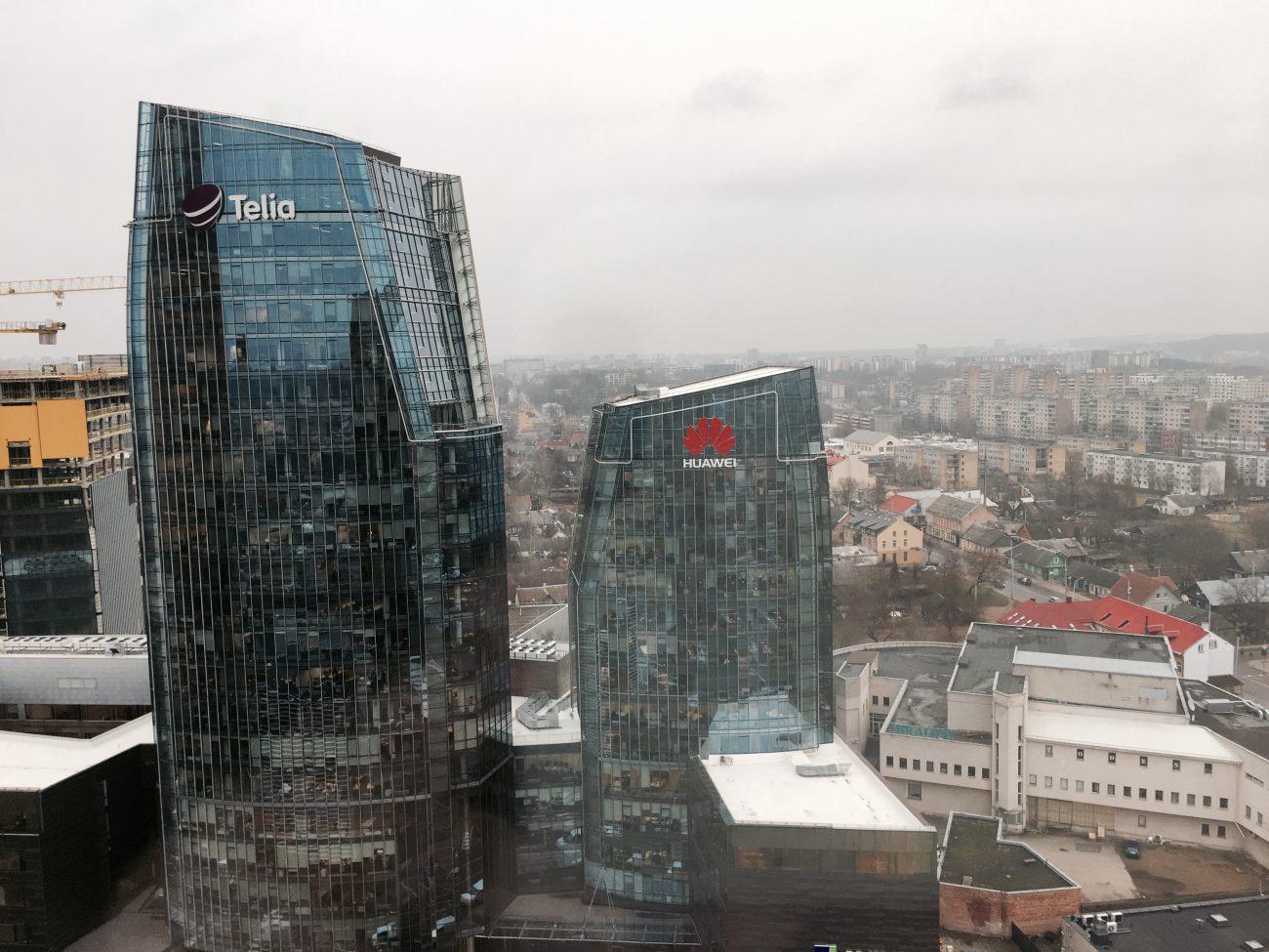 Vilnius Litauen City