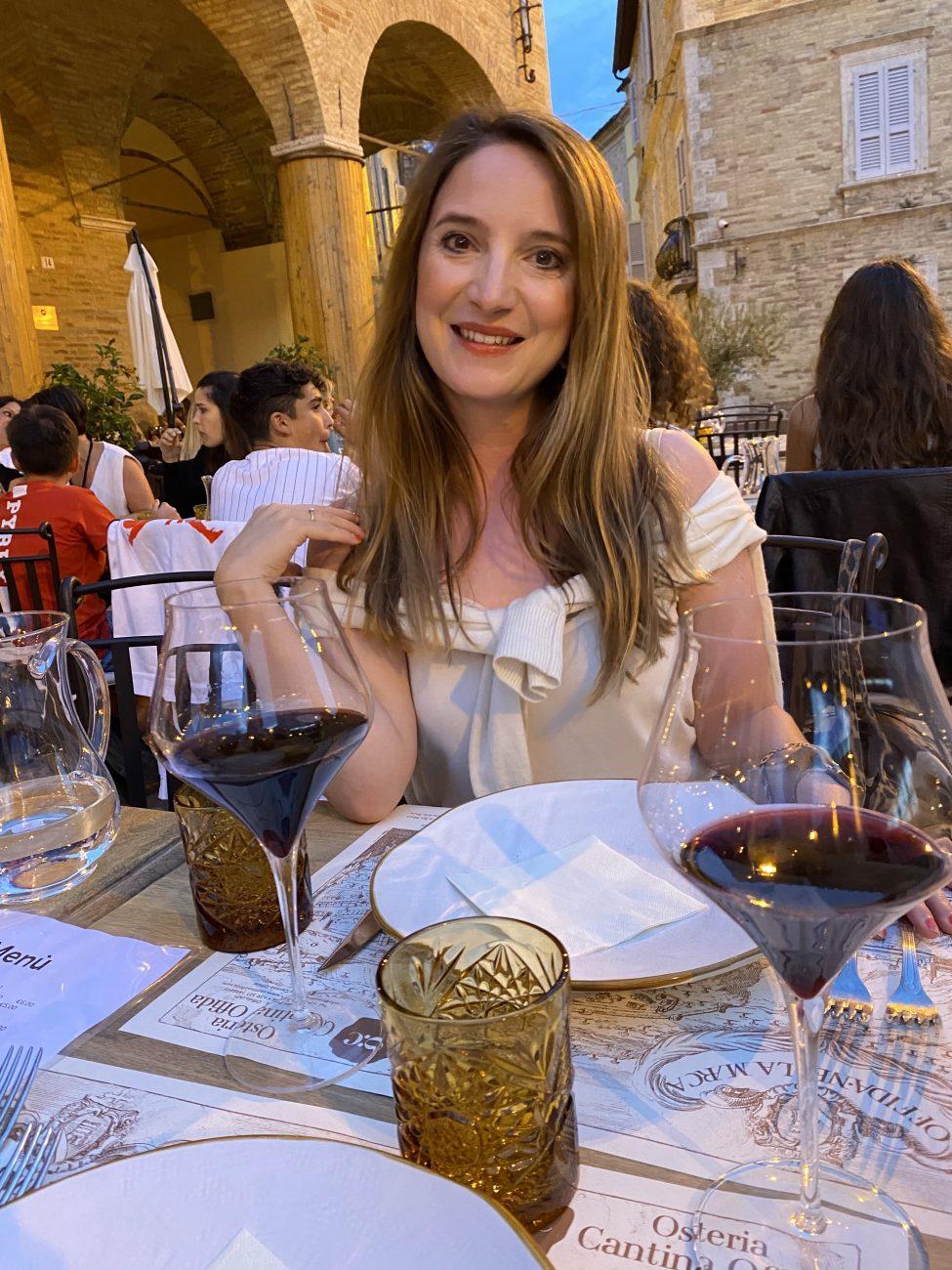 Beste Restaurants Marken, Italien, Sarah Stein