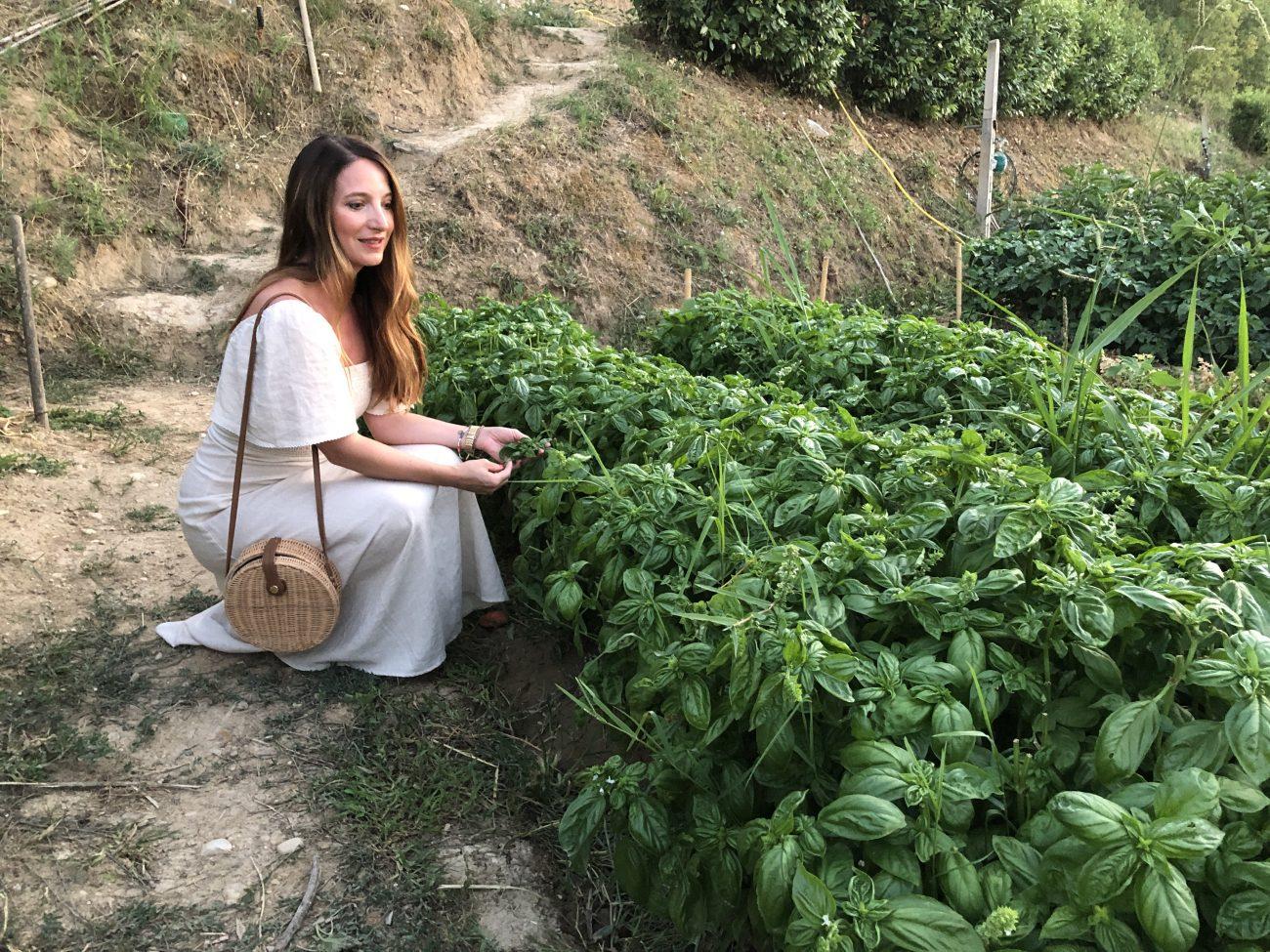 Sarah Stein, Agriturismo Casa Angelo, Grottammare